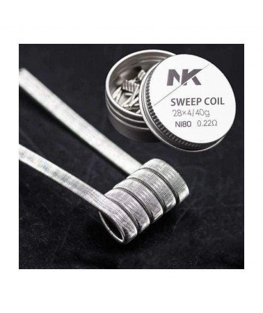NK Sweep Coils